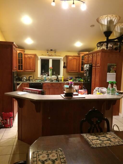 master kitchen
