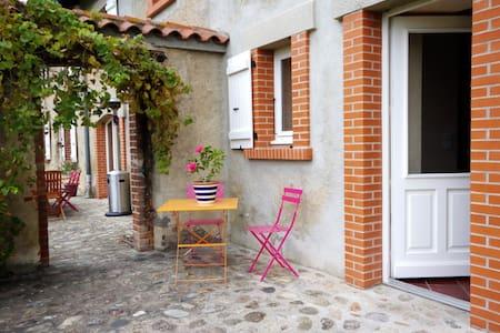 Chambres d'hôtes Ondine et Igor - Saint-Marcellin-en-Forez - Гестхаус
