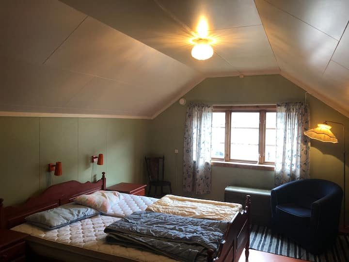 Pensjonat Kleivmellom (pensionat - private rooms)