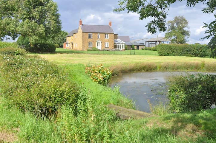 Worton Grounds Farm - Deddington - Pousada
