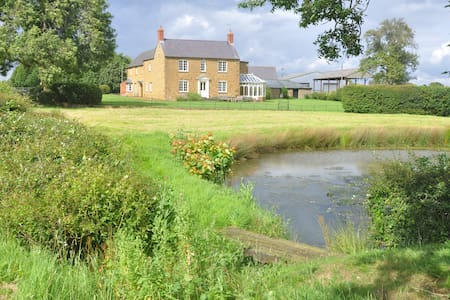 Worton Grounds Farm - Deddington - Bed & Breakfast