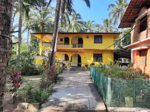 The Godinho 's Home Stay @Majorda, South Goa.