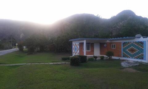Visite Villa Los Naranjos en Santo Tomas