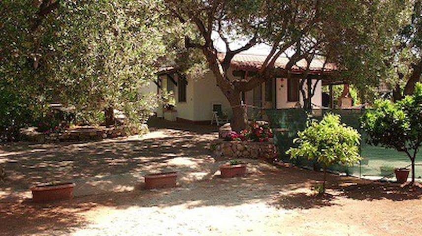 Casa di campagna vicino al amre - Marina San Gregorio - Отпускное жилье