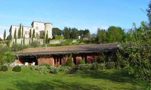 Vakantiehuisje Catharenland Zuid-Frankrijk