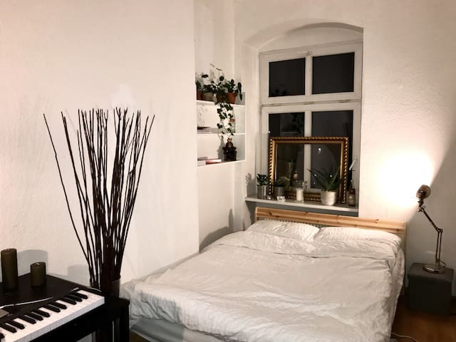 A cosy room in the heart of Berlin
