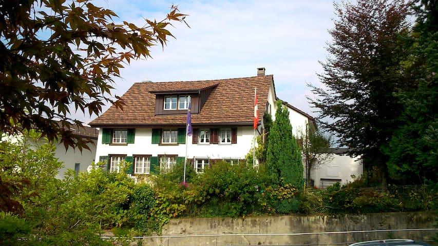 Privatzimmer Kuprecht - Erlenbach - House
