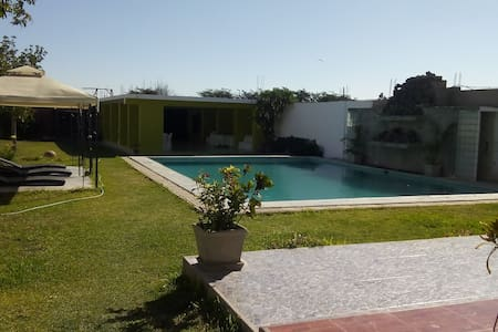 Eco Nazca suites