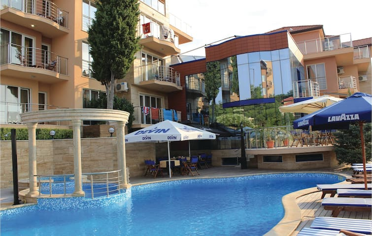 Holiday apartment with 1 bedroom on 70 m² in St. Konstantin/Helena
