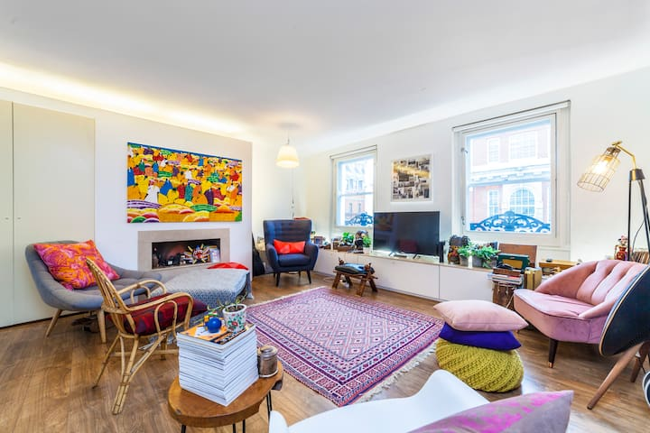Professionally Managed Unique Apt, Covent Garden