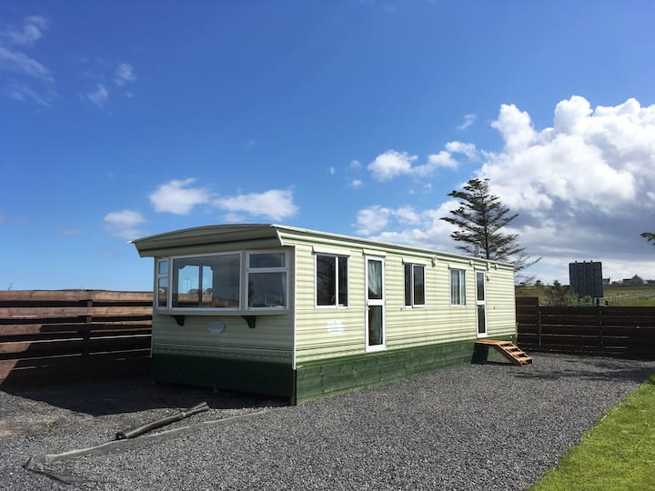 The Caravan at Rowena