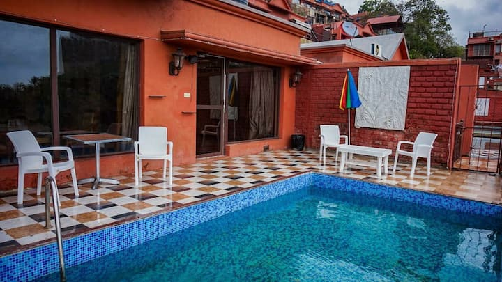 Stunning view 3 BHK Villa with a Gorgeous deck