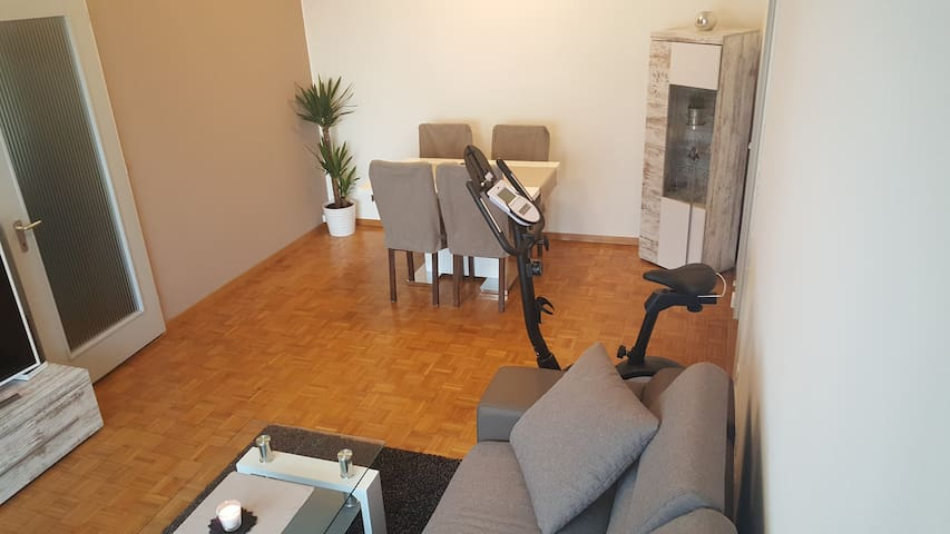 Nice appartment in Geneva - Grand-Lancy - Departamento