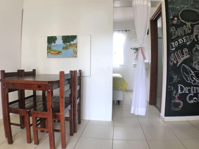 Estudio próximo à USP - São Carlos - Apartamento