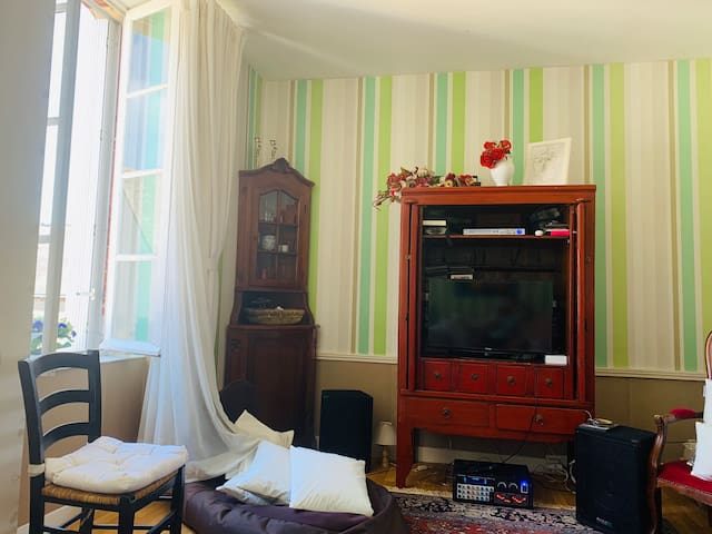 Grand Fougeray ,Appartement , confortable et cosy