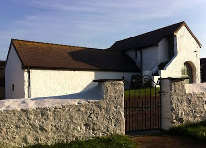 The Barn at Kingston, Rural Barn Conversion nr sea - Pembrokeshire - Nyaraló