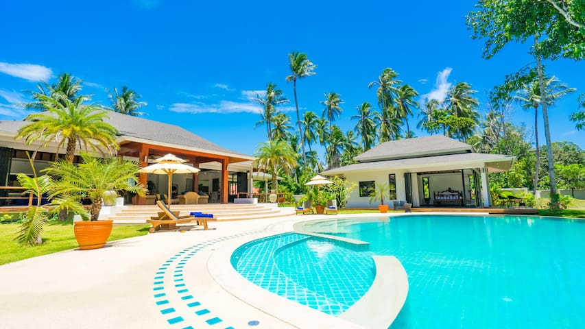 LUXURY PRIVATE HAVEN - GRAND VILLA - Ko Samui - Villa