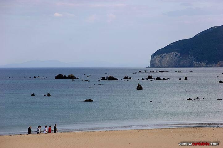 Piso en España. Mar Cantábrico. Noja (Cantabria) - Noja - Apartmen