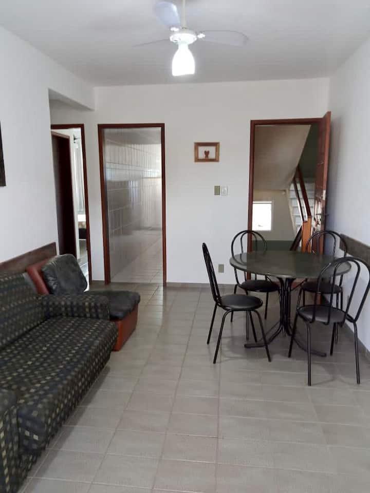 Apartamento a 100m da praia - Piuma ES