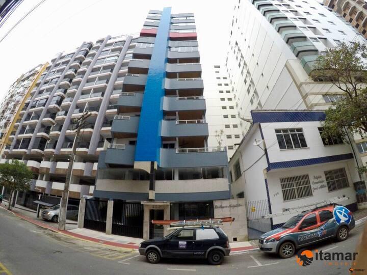 Apartamento bem localizado no centro de Guarapari.