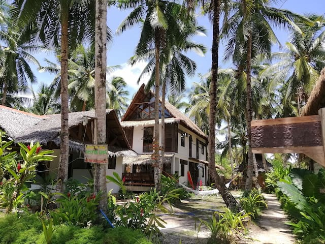Secret Spot Siargao eco-hostel