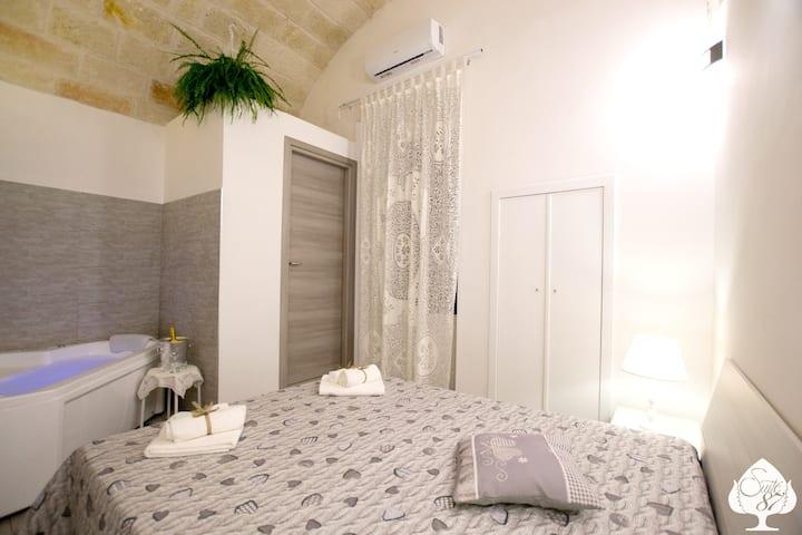 Leilighet med ett soverom i Monopoli med innredet balkong og Wi-Fi - 3 km fra stranden