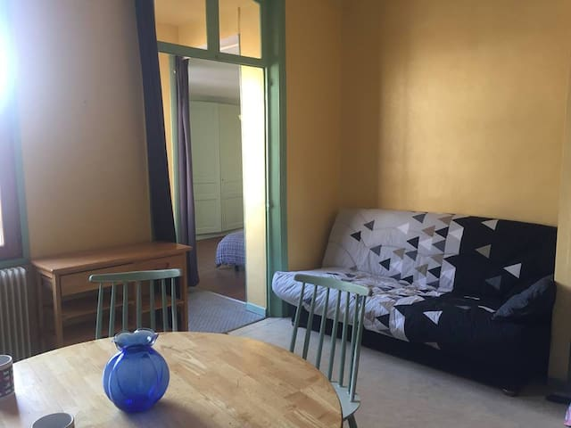 Apartment 1 Bedroom - Saint-Omer City Center