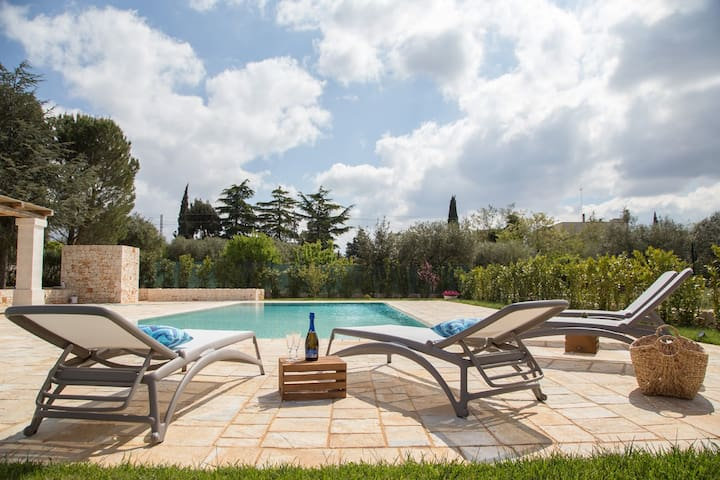 Emy's Apulian house - Castellana grotte - Villa