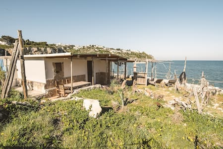 House by the sea in Puglia