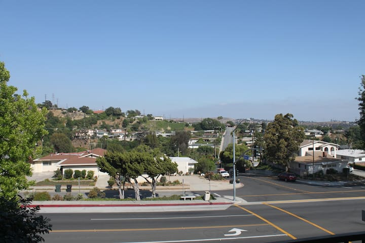 Studio style with large space - Monterey Park - Appartement en résidence