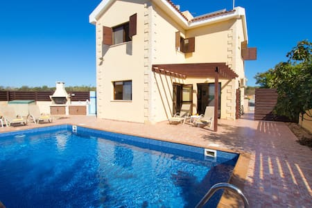 3 Bedroom Villa Near Nissi Bay - 阿依纳帕(Ayia Napa) - 独立屋