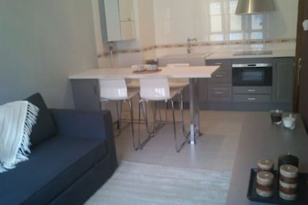 Cozy apartment near Santiago (Finisterre way) - Bertamiráns - Wohnung