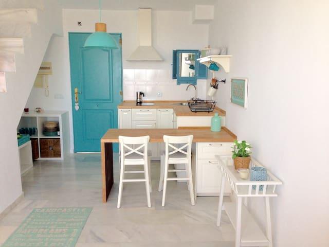 Encantador apartamento - Estepona - Apartment