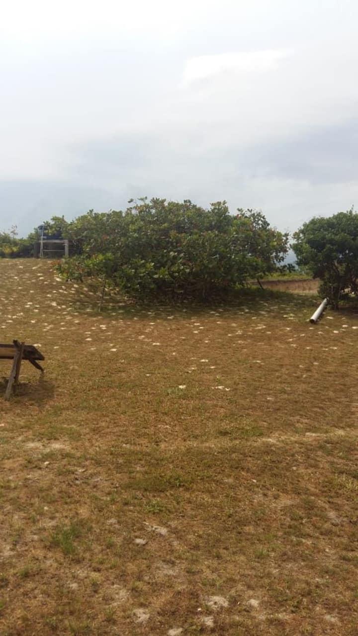 Camping Ilha do Cardoso - Praia da Restinga