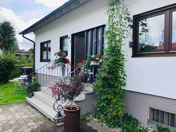 Bei Mechlers - Ferienwohnung in Isny im Allgäu