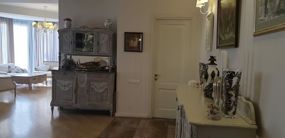 Beautiful Apartment in the very Center of Tbilisi