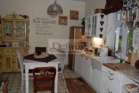 Romantic art nouveau villa in Oborniki/ Wroclaw - Oborniki Śląskie