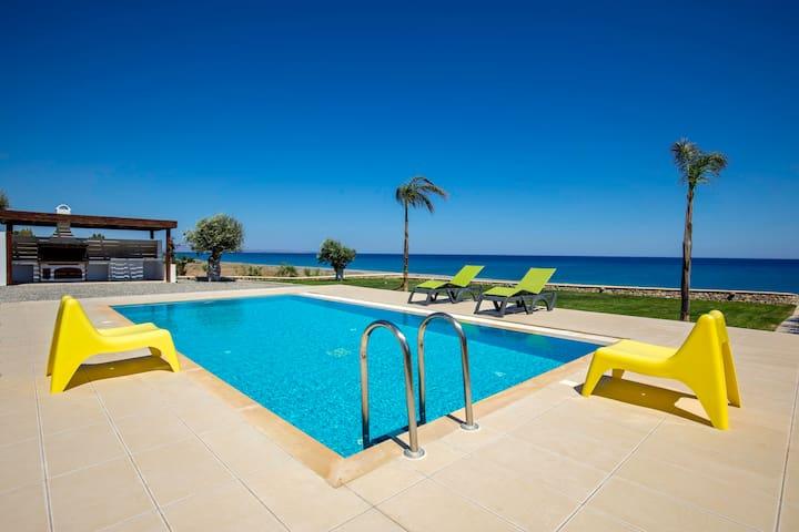 Rhodes Beach Villa - Antonoglou Beach  Villas - Rhodos - Villa