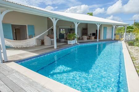 Marie-Galante : Villa avec piscine