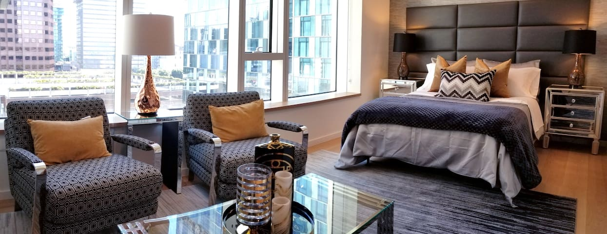 Luxurious Studio in the heart of Downtown LA