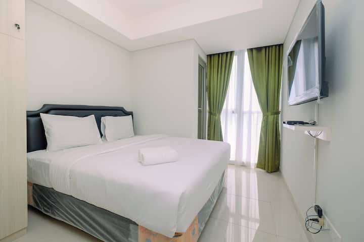 New Furnished 1BR Apartment at Gold Coast near PIK