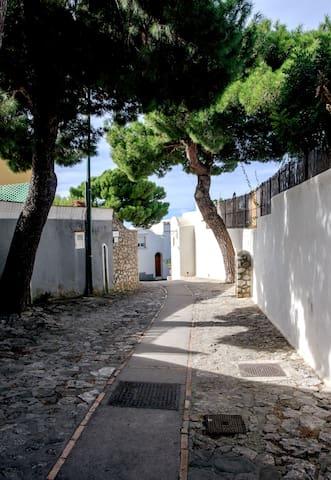 La casetta del Cardinale - Anacapri - Anacapri - Aamiaismajoitus