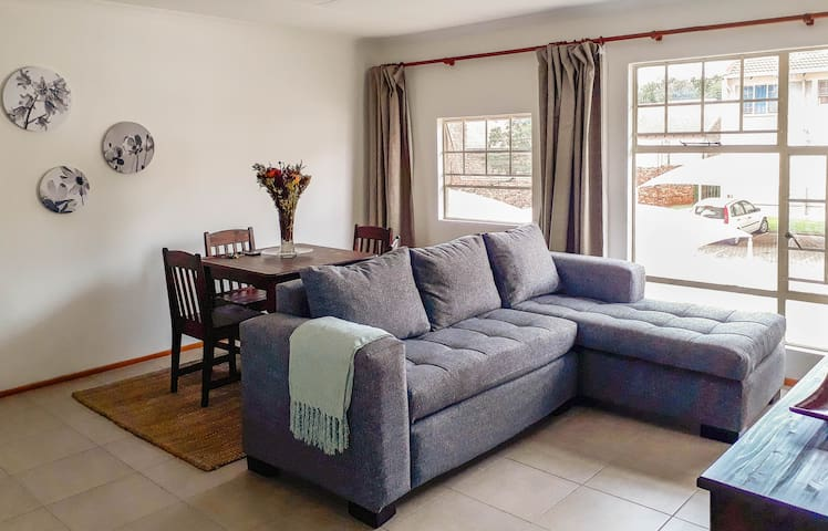 Central and Spacious Self Catering Townhouse