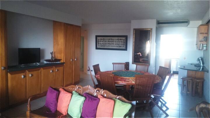 Grand appartement calme proche Centre Papeete