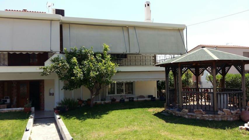 Apartment Eleonas near Athens airport
