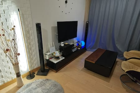 Comfort Single Room Smart Home 一間房, 舒適智能家居freewifi
