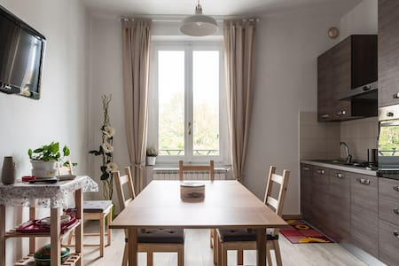 Nice renewed flat in the best area! - Empoli - Daire