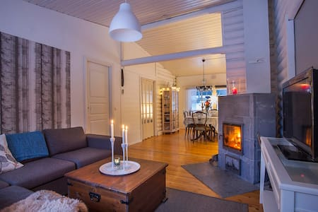 Cozy Cottage with sauna - Tornio - House