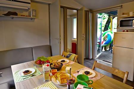 Casa Mobile Leonardo - Salionze - Cabin