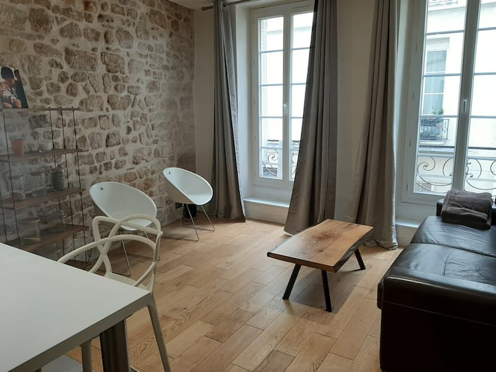 Cozy and Stylish Appartment in Le Marais